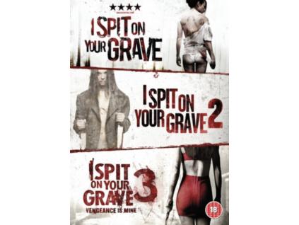 I Spit On Your Grave Trilogy (3 Films) DVD
