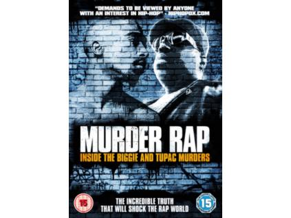Murder Rap - Inside The Biggie And Tupac Murders DVD