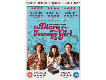 The Diary Of A Teenage Girl DVD