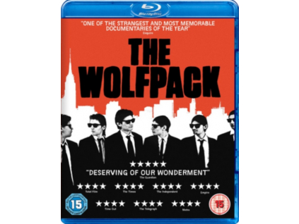 The Wolfpack Blu-Ray