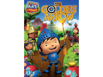 Mike The Knight - The Golden Arrow DVD