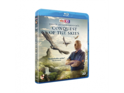 David Attenborough - Conquest Of The Skies Blu-Ray