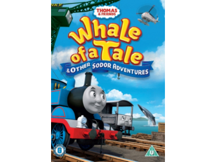 Thomas and Friends - Whale Of A Tale and Other Sodor Adventures DVD