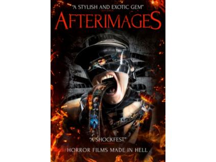 Afterimages DVD