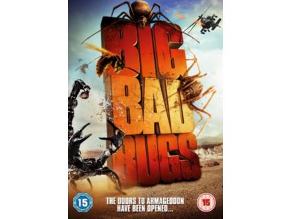 Big Bad Bugs DVD
