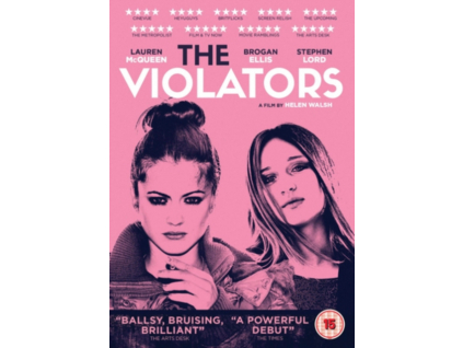 The Violators DVD