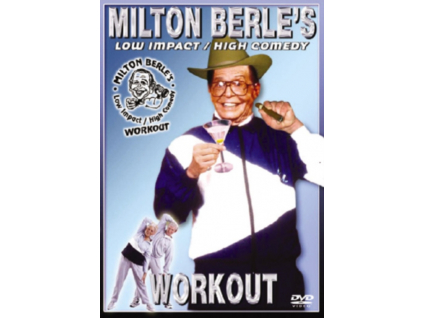 Milton Berles - Low Impact High Comedy DVD