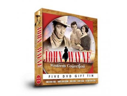 John Wayne - Westerns Collection (5 Films) DVD