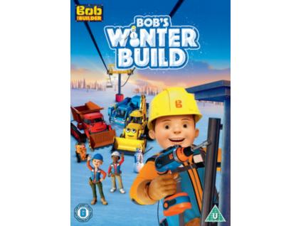 Bob The Builder - Bobs Winter Build DVD