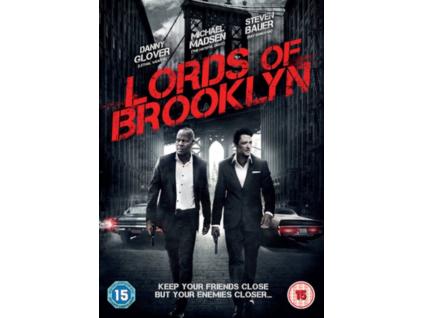 Lords of Brooklyn DVD