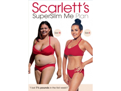 Scarletts - Superslim Me Plan DVD