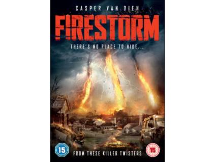 Fire Storm DVD