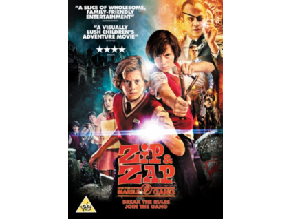 Zip and Zap And The Marble Gang DVD