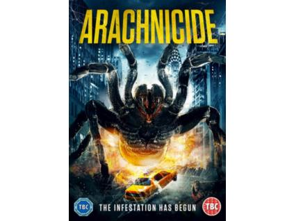 Arachnicide DVD