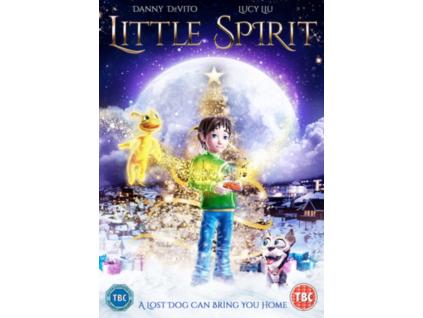 Little Spirit DVD