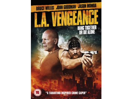 La Vengeance DVD