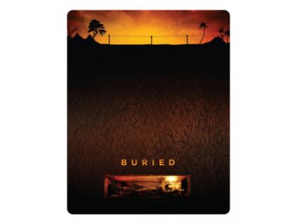 Buried Steelbook Blu-Ray