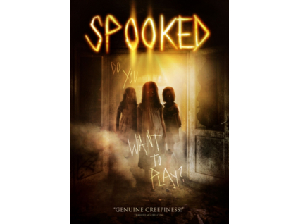 Spooked DVD
