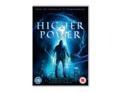 Higher Power DVD