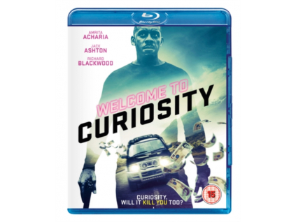 Welcome to Curiosity Blu-Ray