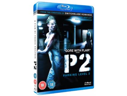 P2 Blu Ray DVD