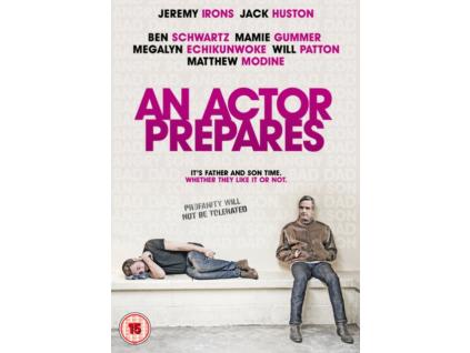 An Actor Prepares DVD