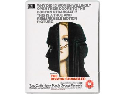 The Boston Strangler DVD + Blu-Ray