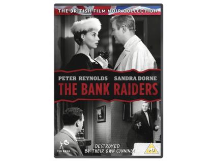 The Bank Raiders DVD
