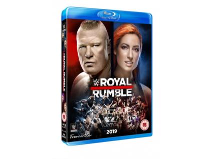 WWE - Royal Rumble 2019 Blu-Ray