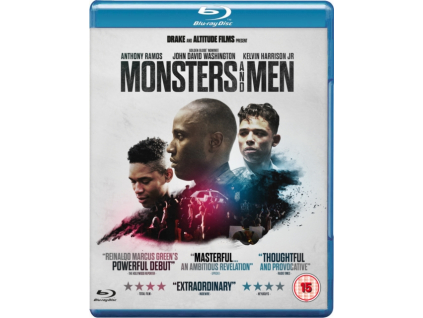 Monsters and Men Blu-Ray