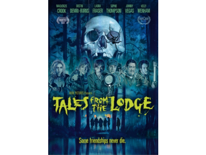 Tales from The Lodge DVD