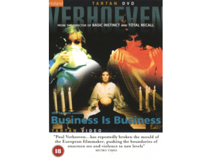 Business Is Business DVD