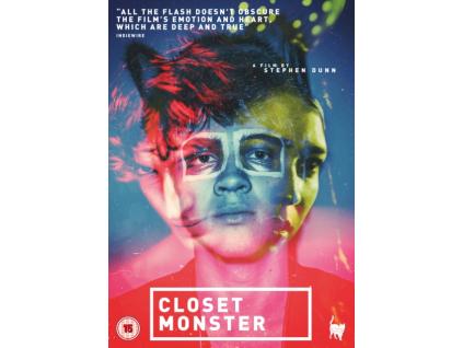 Closet Monster DVD