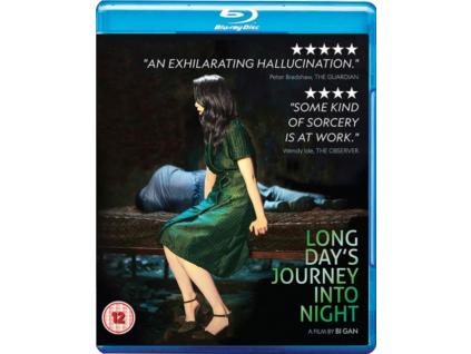 Long Days Journey Into Night Blu-Ray