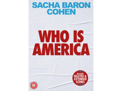 Who Is America DVD