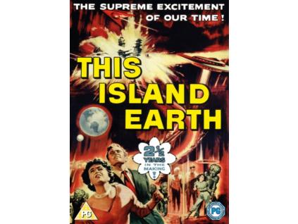 This Island Earth DVD