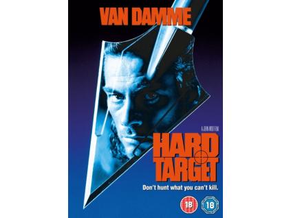 Hard Target DVD
