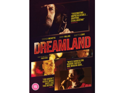 Dreamland DVD