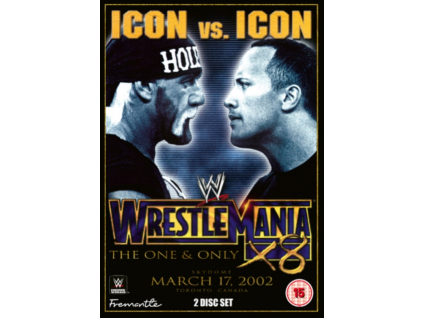WWE - Wrestlemania 18 DVD