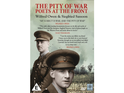 Pity of War - Poets at the Front DVD
