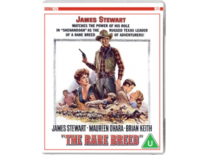 The Rare Breed Blu-Ray + DVD