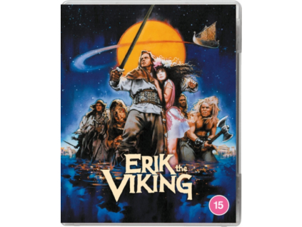 Erik the Viking (With Slipcase) Blu-Ray + DVD