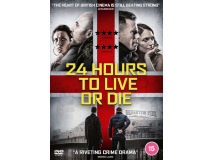 24 Hours to Live or Die DVD