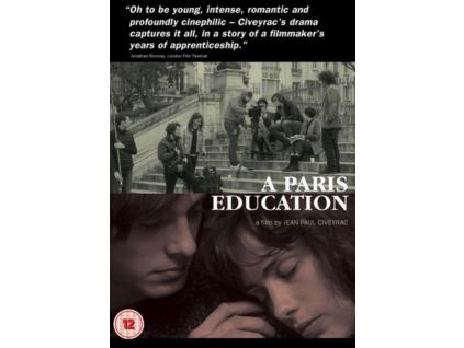 A Paris Education DVD