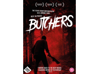Butchers DVD