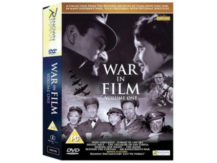 War In Film Collection Volume 1 DVD