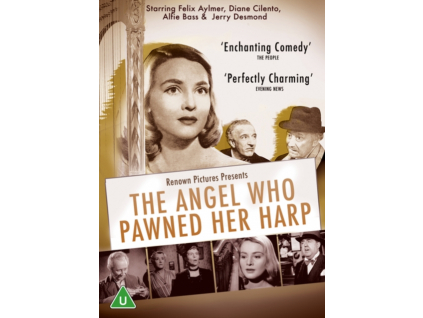 The Angel Who Pawned Her Harp DVD