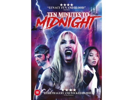 Ten Minutes to Midnight DVD