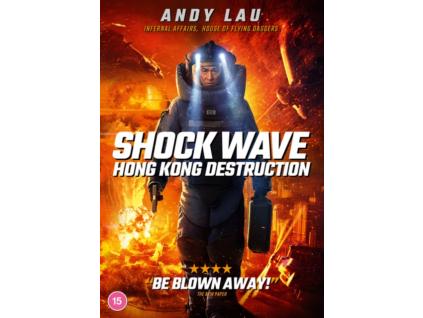 Shock Wave - Hong Kong Destruction DVD