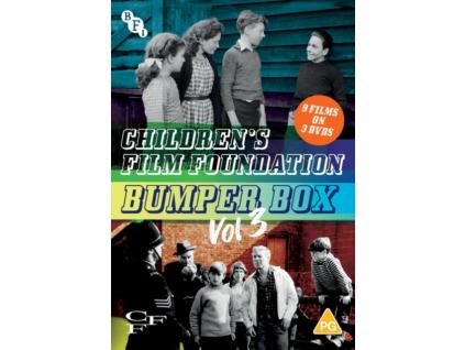 Childrens Film Foundation Bumper Box Volume 3 (With Booklet) DVD